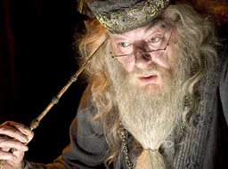 Michael Gambon - Harry Potter Movie Star